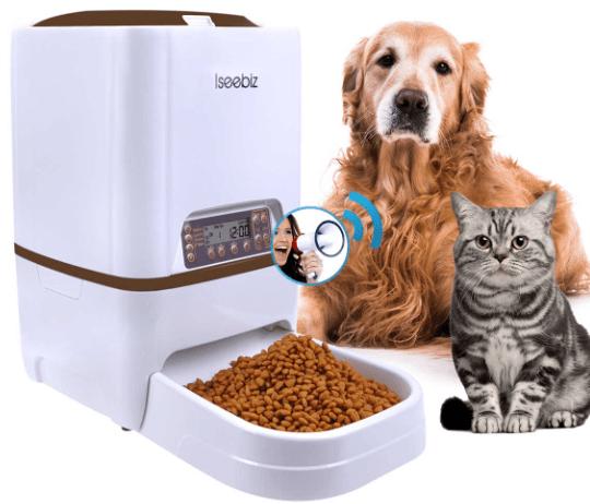 Best Outdoor Automatic Pet Feeders
